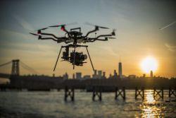 Freefly ALTA 8 Camera Drone