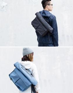 F5S简约时尚日系斜挎包单肩背包