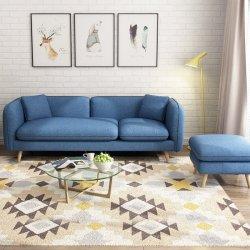 择木宜居 现代简约北欧实木沙发组合小户型沙发