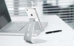 seenDa支架 全铝合金多种角度手机平板适用