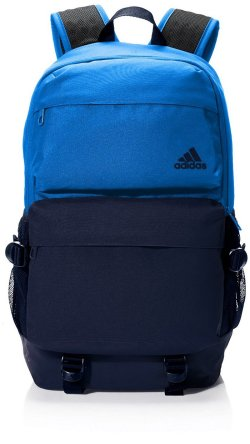 Adidas/阿迪达斯 TRAINING 中性 ST BP6 BLUE/CONAVY双肩背包 BS1851