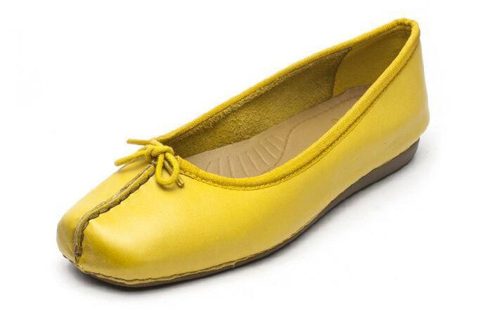 Clarks 其乐 女平底鞋Freckle Ice 203544554