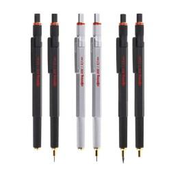 rOtring 红环 800自动铅笔、活动铅笔0.5 0.7mm金属绘图铅笔