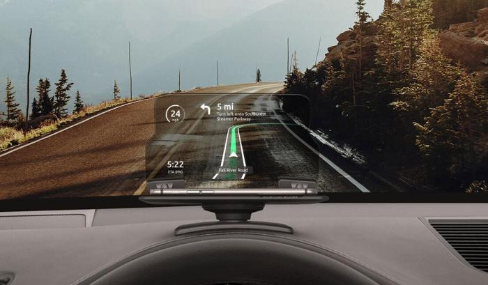 HUDWAY Glass Head-up display for any car Keep Your Eyes On the Road