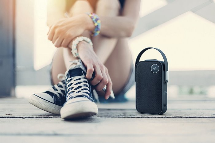 Libratone ONE Click – Portable Bluetooth Speakers 12+ Hour Battery