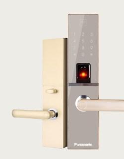 Panasonic 松下 V-M683W 智能密码锁电子锁指纹锁家用电子锁