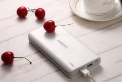 ROMOSS/罗马仕 sense6 20000M毫安2.1A充电宝 通用移动电源