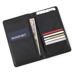 Samsonite新秀丽 护照夹/旅行护照真皮钱包 448181041