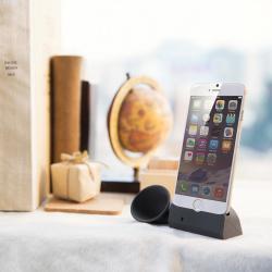 Bone号角扬声器 Horn Stand 6,不插电放大音量,可作手机支架