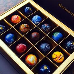 Flora Glory 星球巧克力礼盒