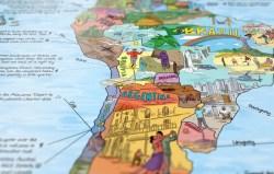 Bucketlist Scratch Map Hundreds of Bucket List Ideas on a World Map Poster