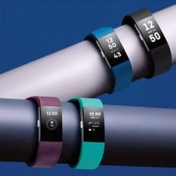 Fitbit Charge 2 智能手环,实时心率监测,睡眠阶段监测,呼吸指导课程