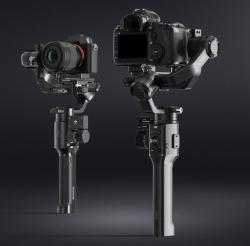 DJI Ronin-S Dare to Move, Designed for DSLR and mirrorless cameras