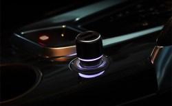 ZMI 紫米车载充电器,双USB口快充版QC3.0