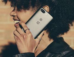 OnePlus 5T Smartphone 6GB RAM + 64GB Storage