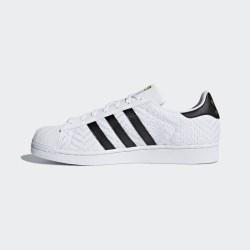 Adidas阿迪达斯 SUPERSTAR 三叶草男女休闲板鞋 DA9166