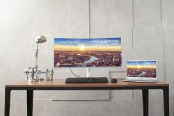 Samsung Electronics Thunderbolt 3 QLED Curved Monitor