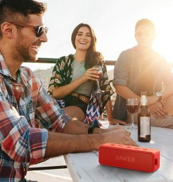Anker Soundcore 2 Portable Bluetooth Speaker with Superior Stereo Sound