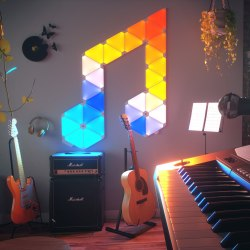 Nanoleaf Lighting Panels By Firebox