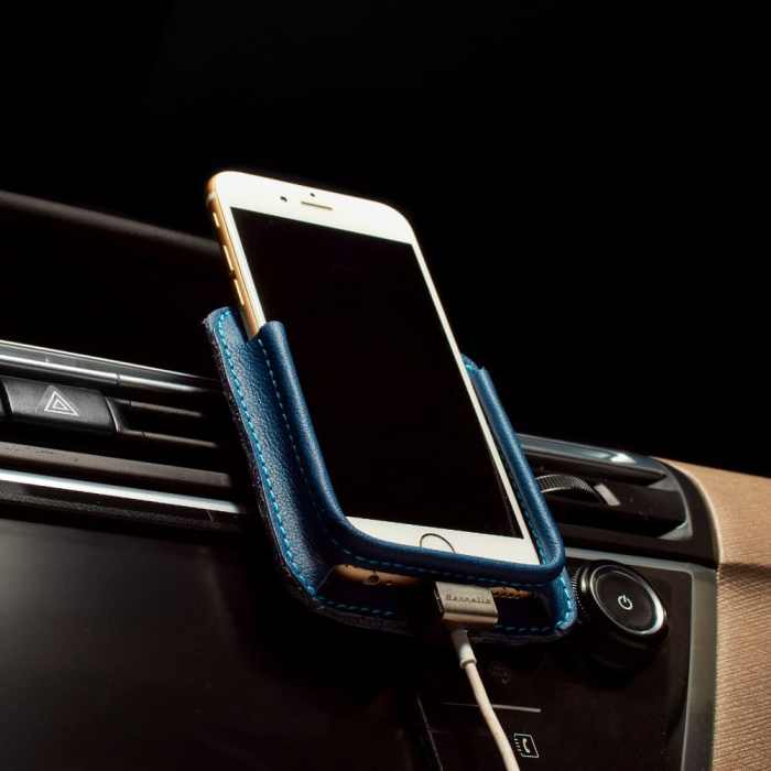 Berrolia car holder for iPhone X/Xs, iPhone 8, iPhone 7
