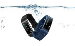HUAWEI Band 3 Pro, built-in GPS sport band, smart wearable