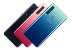 Samsung Galaxy A9 Quad Lens Camera Smartphone
