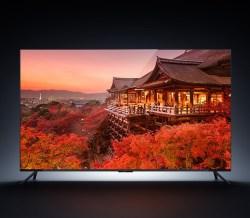 Xiaomi/小米电视4 55 英寸 4k 超清智能超薄 L55M5-AB,无边框设计