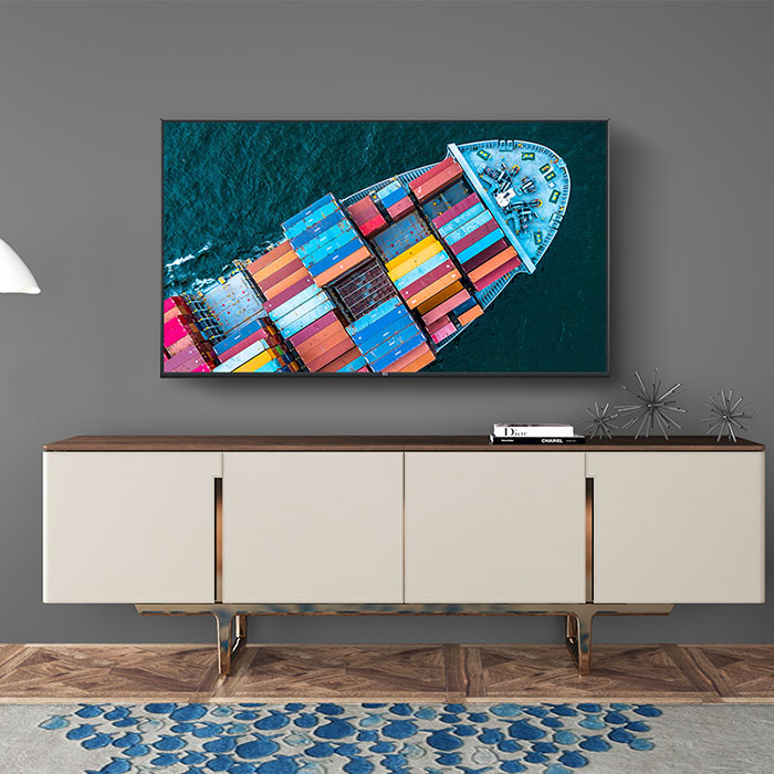 Xiaomi小米 MI 电视 4X 55 英寸 L55M5-AD 2GB+8GB HDR 4K 超高清音网络液晶平板电视