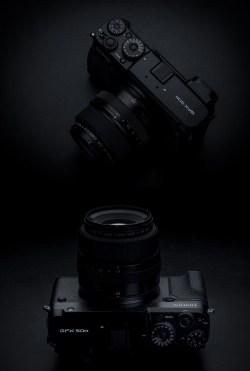 FUJIFILM富士 GFX 50R 无反中画幅相机 5140万像素,便捷操控紧凑轻量,单机身