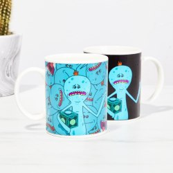 Mr Meeseeks Heat Change Mug By FireBox