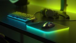 QcK Prism Gaming Mouse Pad By SteelSeries