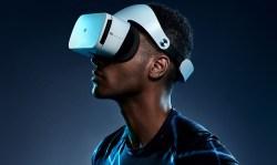 XiaoMi/小米VR眼镜,抗眩晕,16 毫秒低延迟, 9 轴体感手柄