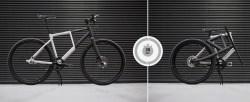 Kruschhausen Cycles Fiiz Fullsize folding bike with clean design