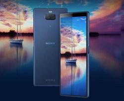 Sony/索尼 I4293 Xperia 10 Plus 21:9 全高清宽屏手机