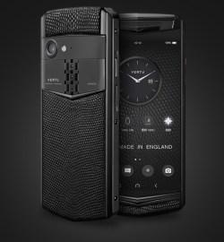 Vertu/纬图 ASTER P 哥特系列商务手机,智能双卡双待,蜥蜴皮限量