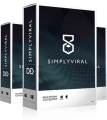SimplyViral Review – Honest Review with $60,000 Special Bonus