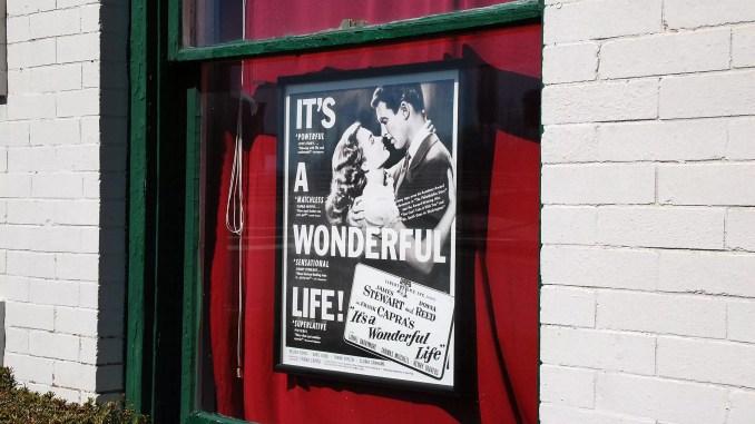 Filmplakat It's a wonderful life
