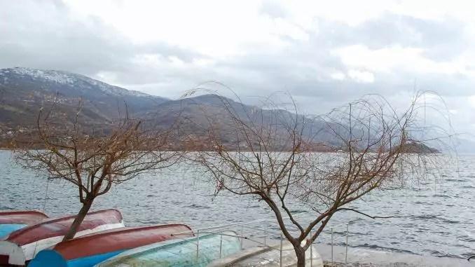 Ohridsee in Mazedonien