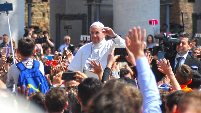 Ostern im Vatikan