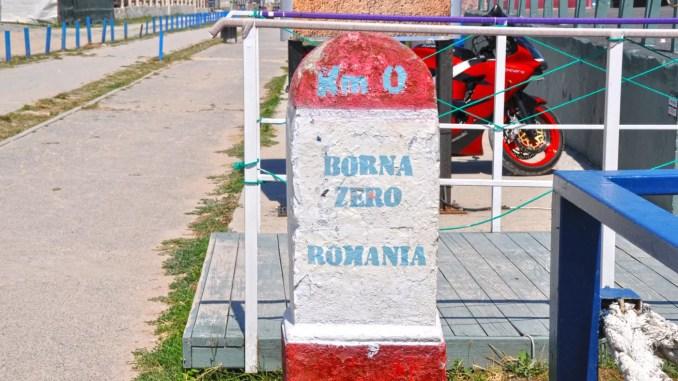 Vama Veche Bulgarische Grenze