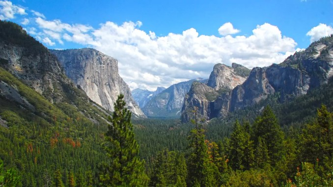 Yosemite Nationalpark USA