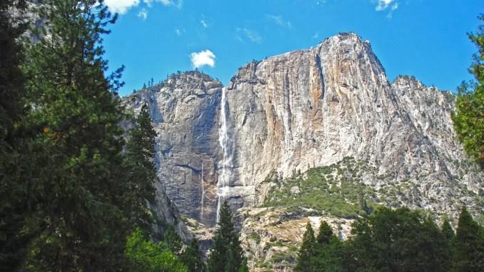 Yosemite Fall im Yosemite Nationalpark