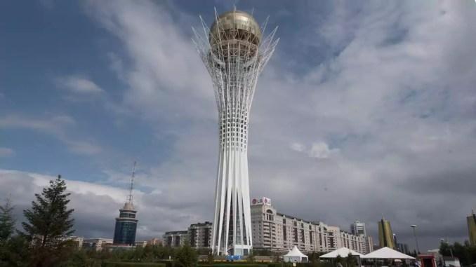 Bajterek-Turm in Astana