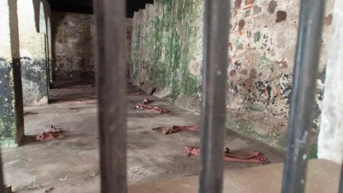 Gefängniszelle Elmina Castle
