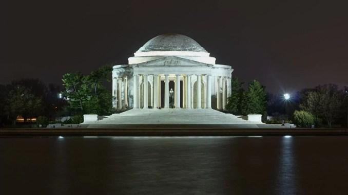 Jefferson Memorial Washington D.C.