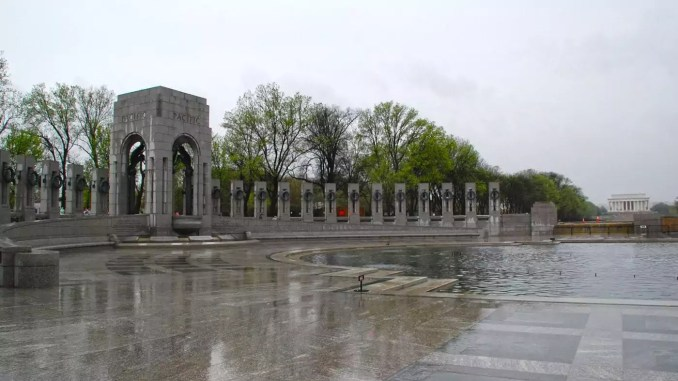 World War II Memorial Washington D.C.