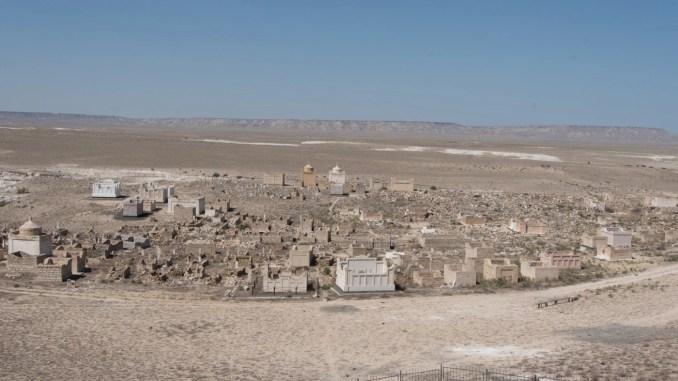 Shakpak-Ata Friedhof