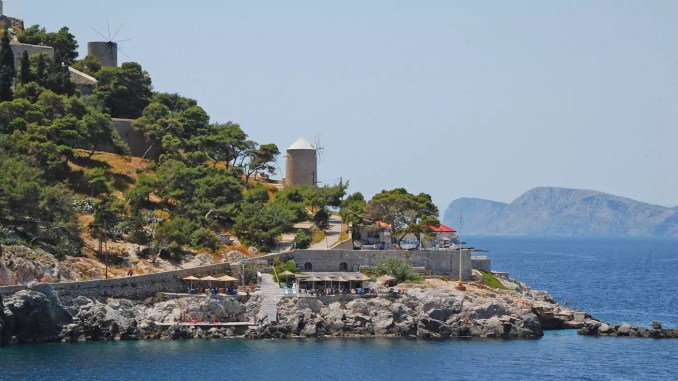 Insel Hydra Griechenland