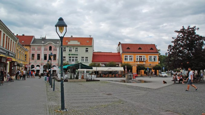 Marktplatz Trencin