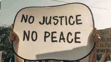 Injustice Slogans